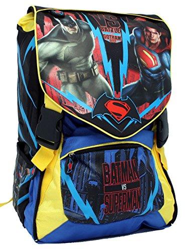 Mochila extensible de Batman Vs.Superman.