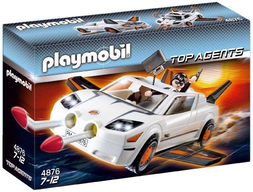 PLAYMOBIL - Super vehículo para Agente Secreto (4876)