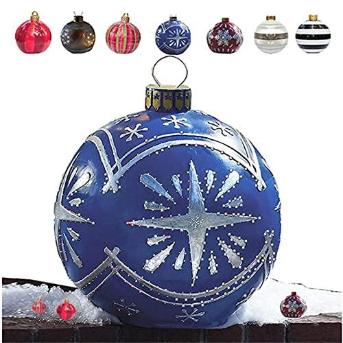 Riesiger Aufblasbarer Weihnachtsball...