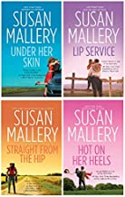 Under Her Skin, Lip Service, Straight From the Hip, Hot on Her Heels (Lone Star Sister Series, complete series books 1 - 4)