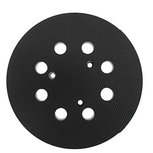 5 inch 8 Hole Sander Hook and Loop Replacement Pad for DeWalt DW420, DW421, Dw423, DW426, D26451, D26453 Orbital Sander