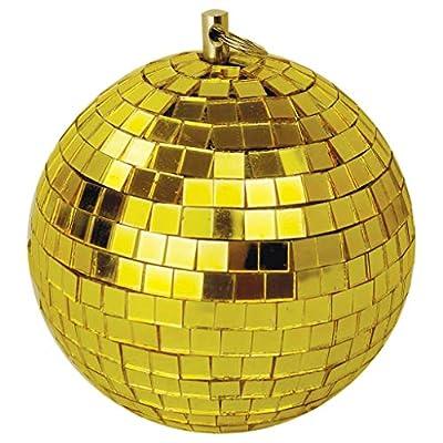 FX Lab Gold Mirror Ball (4 Inch)