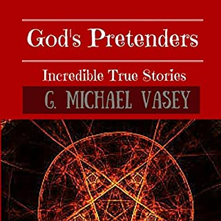 God's Pretenders: Incredible True Stories of Magic and Alchemy audiobook cover art
