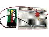 Velleman - EDU01 Kit Experimente lehrreich–ohne Lötarbeiten 147930