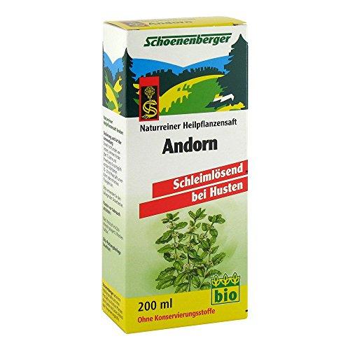 Schoenenberger Naturreiner Heilpflanzensaft Andorn, 200 ml Lösung