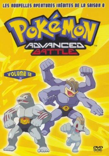Pokémon advenced battle, saison 8 volume 12