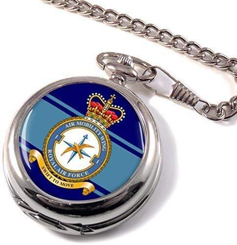No. 1 Air Mobilité Aile Royal Air Force (Raf ) Poche Montre