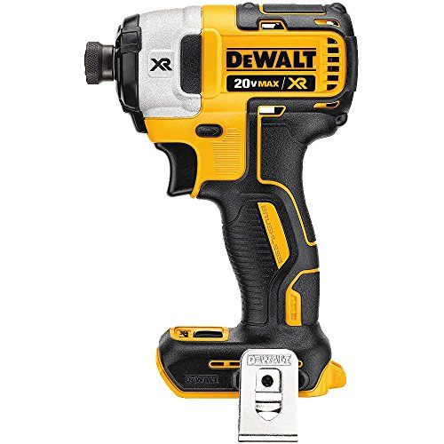 DEWALT DCF887B 20V MAX XR Li-Ion Brushless 0.25″ 3-Speed Impact Driver