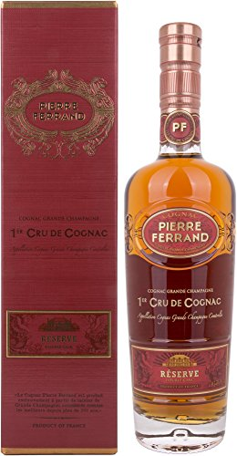 Pierre Ferrand Reserve 1 Cru de Cognac Grand Champanes in Gift Box - 700 ml