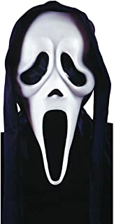 glow in the dark scream mask