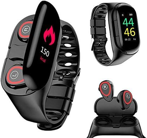 Beacon Pet 2 in 1 Wireless Earphone Smart Bracelet Bluetooth 5 0 Health Wristband Fitness Tracker product image