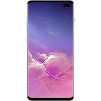 Samsung Galaxy S10+, Negro (versión nacional)