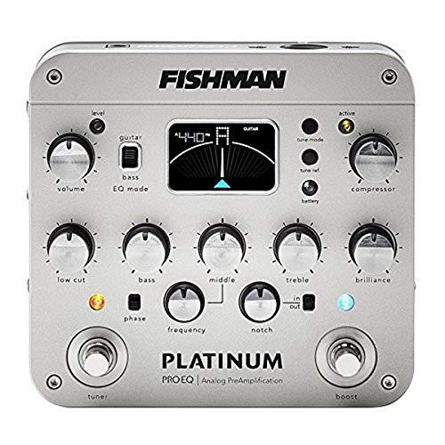 Fishman Pro-Plt-201 - Pastilla para guitarra acústica