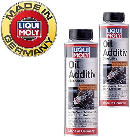 Liqui Moly 31015591 1012 Oil Additiv 2 X 200ml Auto