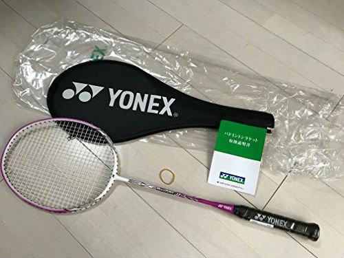 YONEX Japan Badminton Racket Muscle Power 8 2UG4 93g (mp8wpf) White Pink Already Strings
