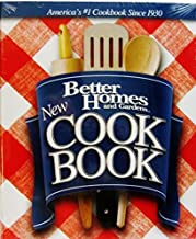 Better Homes and Gardens New Cook Book 12th Edition (Custom Ring)