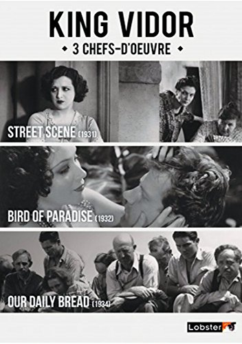 King Vidor Collection - 3-DVD Box Set ( Street Scene / Bird of Paradise / Our Daily Bread ) [ NON-USA FORMAT, PAL, Reg.0 Import - France ]