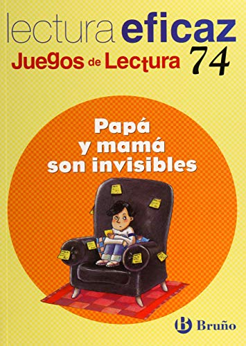 Papá y mamá son invisibles Juego Lectura (Castellano - Material Complementario - Juegos De Lectura) - 9788421634929