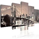 murando - Cuadro en Lienzo 200x100 cm New York...