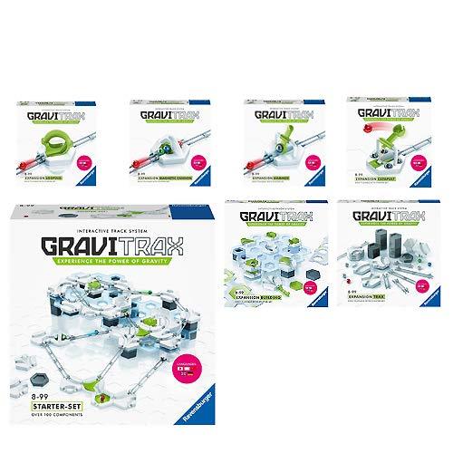 GraviTrax グラヴィトラックス コンプリート7点セット