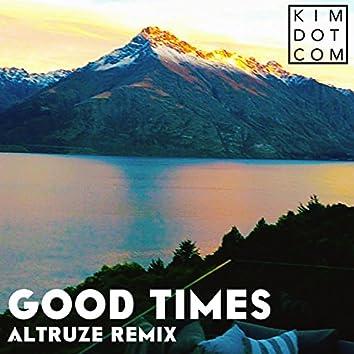 Good Times (feat. Ilati)