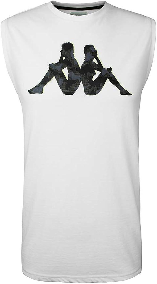Kappa Glezio Camiseta sin Mangas Hombre