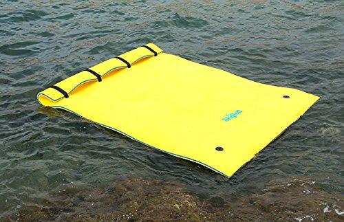 SKIFFO Schwimmender Teppich Skiflott 260x180 cm Poolstar PB-SKFL-A262