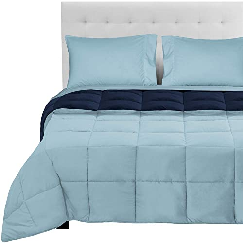 5-Piece Reversible Bed-in-A-Bag - Full XL (Comforter