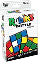 Crown & Andrews Current Edition Rubiks Battle Card Game Board Game