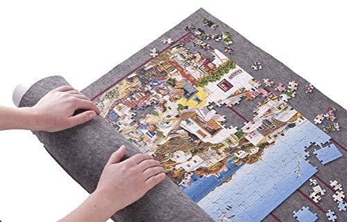 Blanket ZI LING Shop- Professionelle Puzzle-Decke Speicherdecke 1500 3000 6000 Verbesserte Puzzle-Matte Size : 3000pcs(98x136cm)