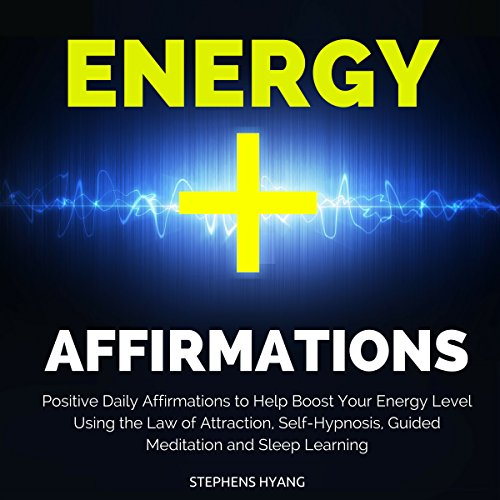 Energy Affirmations cover art