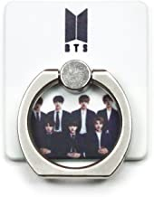 Fanstown Kpop Image Phone Finger Ring Holder & Stand,Grip Kickstand (BTS B)