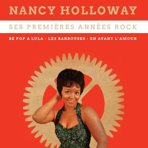 Nancy Holloway, Ses Premières Années Rock