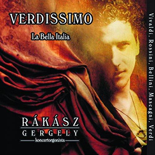 Verdissimo (La bella Italia, Arr. for Organ)