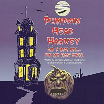 Pumpkin Head Harvey - Single