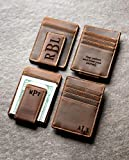 Best Money Clips - Personalized Leather Magnetic Money Clip The Sanibel Review
