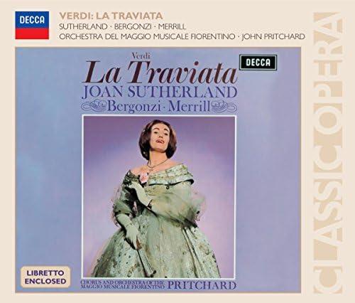 Dame Joan Sutherland, Carlo Bergonzi, Robert Merrill, Orchestra Del Maggio Musicale Fiorentino & Sir John Pritchard