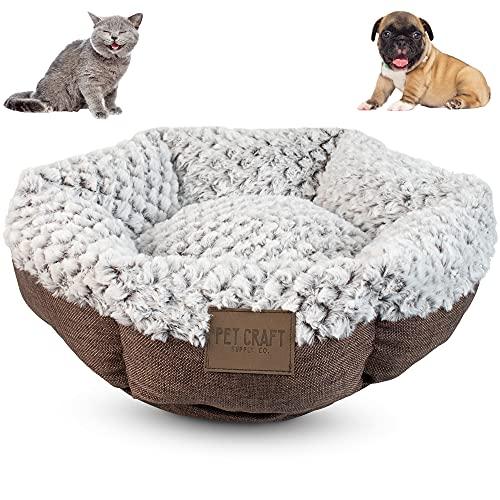 Pet Craft Supply Soho Round Dog Bed