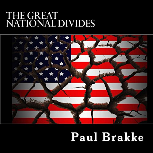 The Great National Divides audiobook cover art