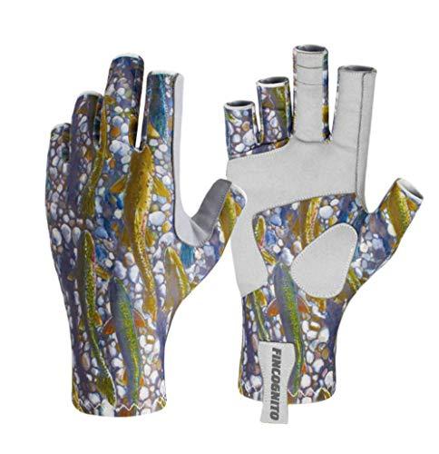 Fincognito Trout Dreams Sun Gloves-SM/MD