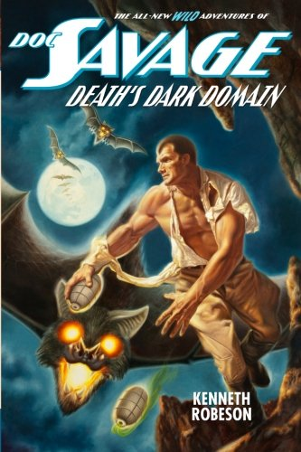 Image of Doc Savage: Death's Dark Domain
