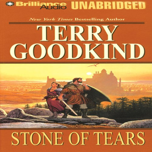 Stone of Tears audiobook cover art