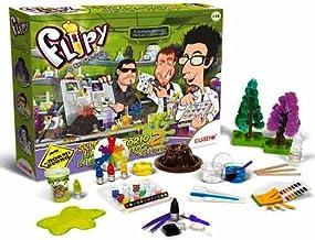 Giro Super Laboratorio De Flipy 2