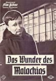 Das Wunder des Malachias - Horst Bollmann - IFB