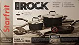 The Rock by starfrit 7-Piece cookware Set