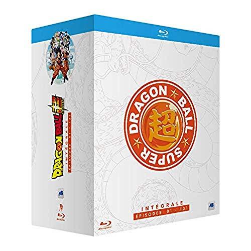 Dragon Ball Super-L'intégrale-Épisodes 1-131 [Blu-Ray]
