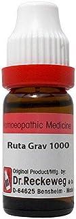 Dr. Reckeweg Homeopathy Ruta Graveolens (30 ML) (Select Potency) by USAMALL (1000 CH (1 M))
