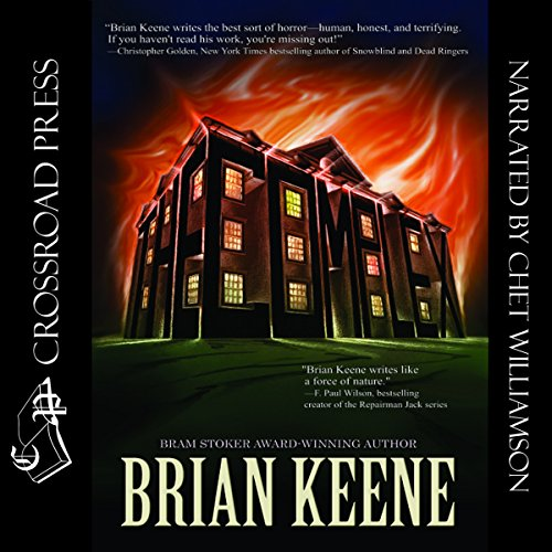 The Complex audiobook cover art