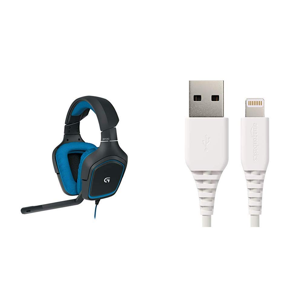 Logitech G430 Surround Sound Gaming
