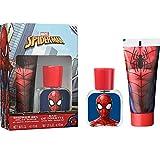 Air-Val Spiderman EDT 30 ml & Duschgel im schönem Geschenk-Set für Jungen